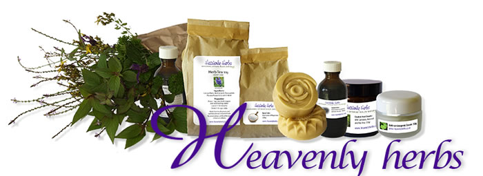 Heavenly Herbs Home Image
